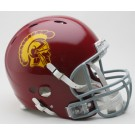 USC Trojans NCAA Revolution Authentic Pro Line Full Size Football Helmet from Riddell by