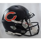 Chicago Bears NFL Authentic Speed Revolution Full Size Helmet from Riddell