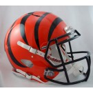 Cincinnati Bengals NFL Authentic Speed Revolution Full Size Helmet from Riddell