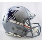 Dallas Cowboys NFL Authentic Speed Revolution Full Size Helmet from Riddell