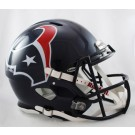Houston Texans NFL Authentic Speed Revolution Full Size Helmet from Riddell