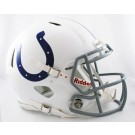 Indianapolis Colts NFL Authentic Speed Revolution Full Size Helmet from Riddell
