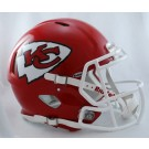 Kansas City Chiefs NFL Authentic Speed Revolution Full Size Helmet from Riddell