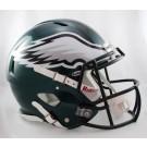 Philadelphia Eagles NFL Authentic Speed Revolution Full Size Helmet from Riddell