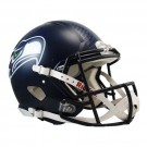 Seattle Seahawks NFL Authentic Hydro FX Speed Revolution Full Size Helmet from Riddell by