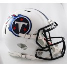 Tennessee Titans NFL Authentic Speed Revolution Full Size Helmet from Riddell by