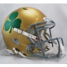 """Notre Dame Fighting Irish """"Shamrock"""" NCAA Authentic Speed Revolution Full Size... by"""