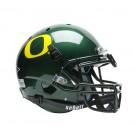 Schutt NCAA Oregon Ducks GREEN Full Size AiR XP Authentic Football Helmet by