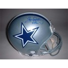 "Tony Dorsett Autographed Dallas Cowboys Riddell Full Size Authentic Helmet with ""HOF 94"" Inscription"