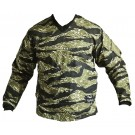Valken V-TAC Sierra Paintball Jersey (Tiger Stripe)