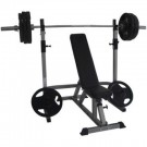 BD-17 Combination Squat / Bench Rack from Valor Athletics by