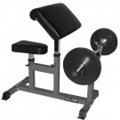 CB-6 Preacher Arm Curl Bench from Valor Athletics by