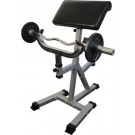 CB-11 Standing Arm Curl Bench with Pivot from Valor Athletics by