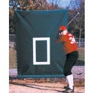 Tunnel / Cage Saver Backstop