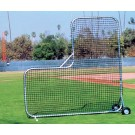 Replacement Net (for use with 8'H x 8'W Professional L-Shaped Protective Screen) by