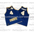 Joe Dumars McNeese State Cowboys Hardwood Legends Throwback Blue Basketball Jersey (Sizes 4X-Large - 5X-Large)