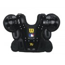 """12"""" Professional Gold Chest Protector from Wilson"""