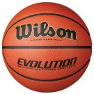 Evolution High School Wide Channel Official Basketball from Wilson