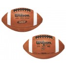 NCAA® 1004 GST™ Pro Pattern Football from Wilson
