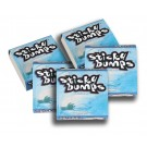 Sticky Bumps Cool/Cold Water Surfboard Wax (5-Pack)