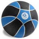 Exertools 12 Pound Hard Shell Exball Medicine Ball