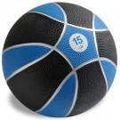 Exertools 15 Pound Hard Shell Exball Medicine Ball