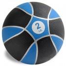 Exertools 2 Pound Hard Shell Exball Medicine Ball