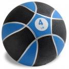 Exertools 4 Pound Hard Shell Exball Medicine Ball