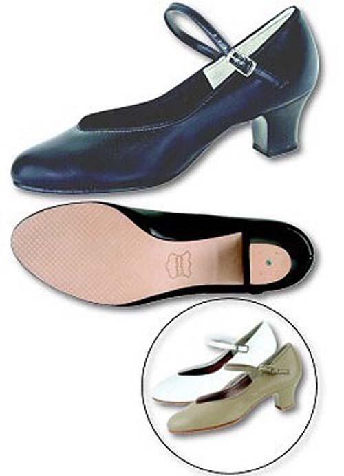 """Danshuz Women's White """"Tap Queen"""" Dance Shoes"""