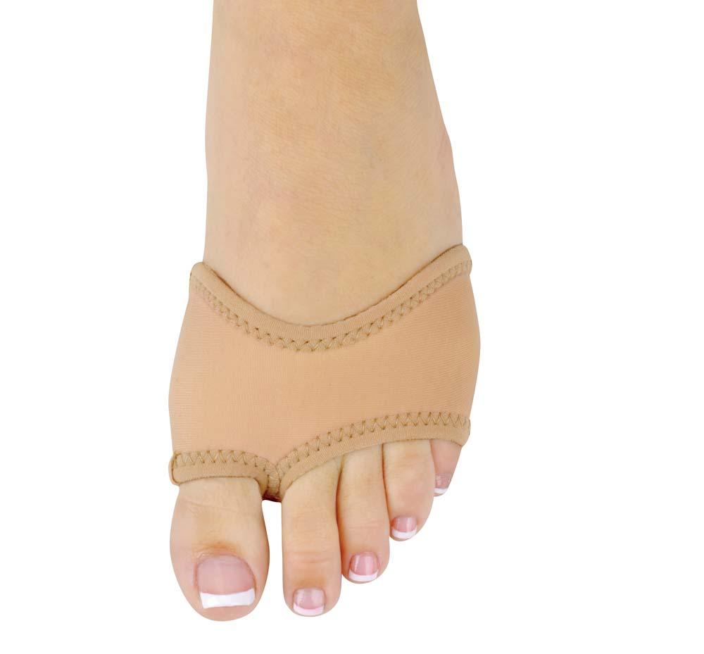 Danshuz TAN Neoprene Half Sole Dance Shoes (2 Pairs) - Girls / Women