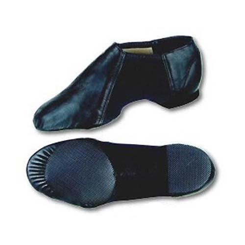 Danshuz Black Ankle Bootie Jazz Shoes