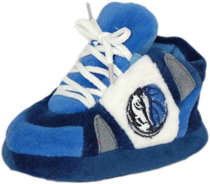 Dallas Mavericks Comfy Feet Baby Infant Slippers