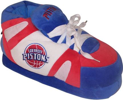 Detroit Pistons Original Comfy Feet Slippers