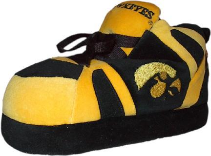 Iowa Hawkeyes Original Comfy Feet Slippers (Size XX-Large)