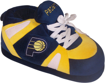 Indiana Pacers Original Comfy Feet Slippers (Size XX-Large)