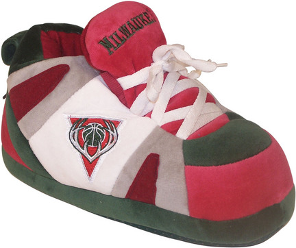 Milwaukee Bucks Original Comfy Feet Slippers