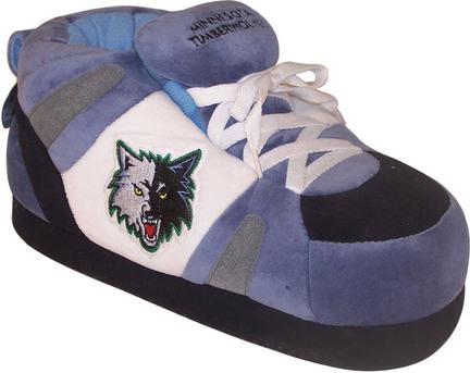 Minnesota Timberwolves Original Comfy Feet Slippers (Size XX-Large)