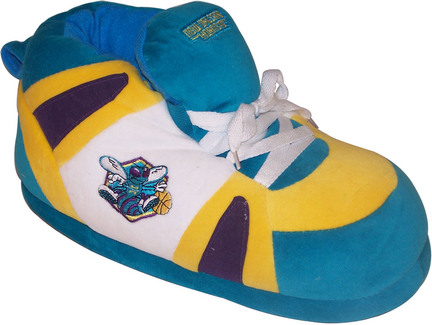 New Orleans Hornets Original Comfy Feet Slippers