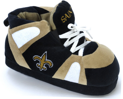 New Orleans Saints Original Comfy Feet Slippers