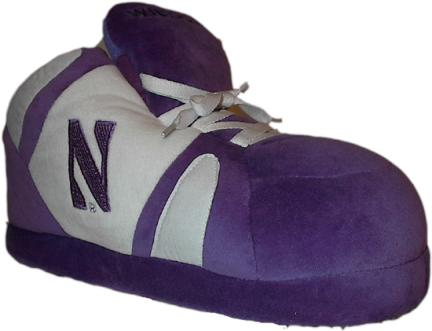 Northwestern Wildcats Original Comfy Feet Slippers