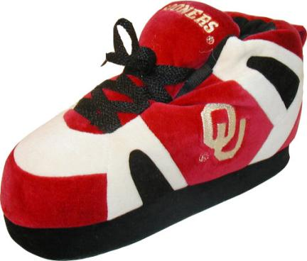 Oklahoma Sooners Original Comfy Feet Slippers
