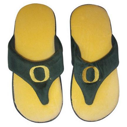 Oregon Ducks Comfy Flop Slippers