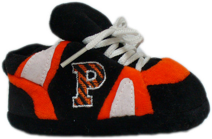 Princeton Tigers Comfy Feet Baby Infant Slippers
