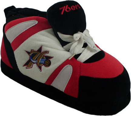 Philadelphia 76ers Original Comfy Feet Slippers (Size XX-Large)
