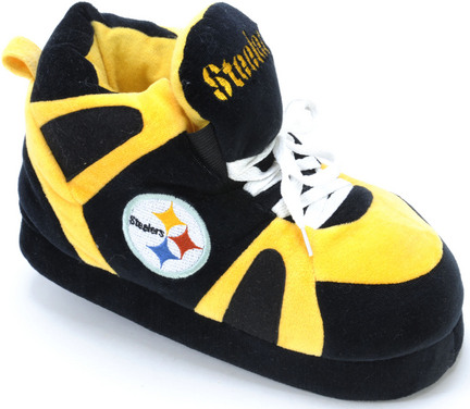dbbde273da3 Pittsburgh Steelers Slippers