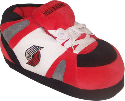 Portland Trail Blazers Original Comfy Feet Slippers