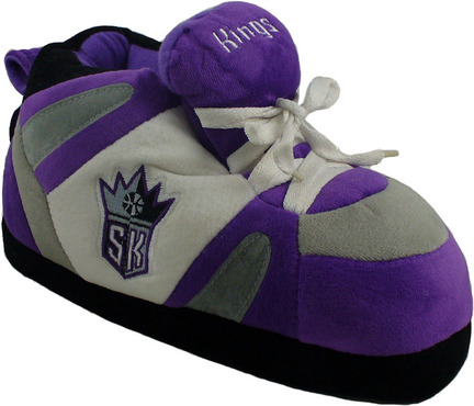 Sacramento Kings Original Comfy Feet Slippers