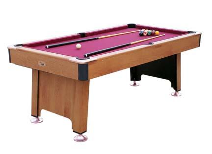 7 Fairfax Minnesota Fats Pool Table
