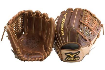 "11 1/2"" GCP675 Classic Pro Soft Pitcher / Infield Baseball Glove from Mizuno"