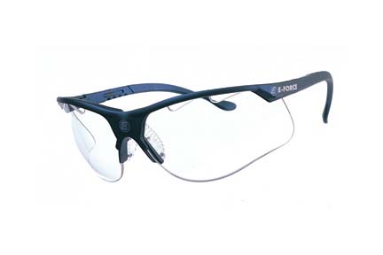 Dual Focus Racquetball Protective Eyewear from E-Force